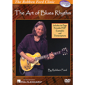Robben Ford - The Art of Blues Rhythm (DVD)