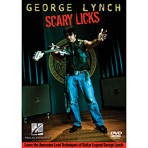 George Lynch - Scary Licks (DVD)