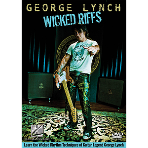 George Lynch - Wicked Riffs (DVD)