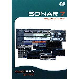 Sonar 7 Beginner Level (DVD)