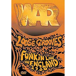 War - Loose Grooves: Funkin&#039; Live in England 1980 (DVD)