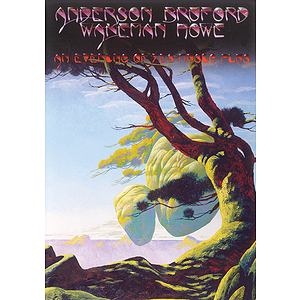 Yes - Anderson Bruford Wakeman Howe: An Evening of Yes Music Plus (DVD)
