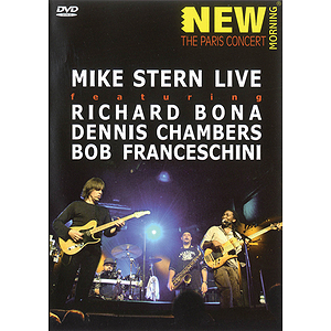 Mike Stern Live (DVD)