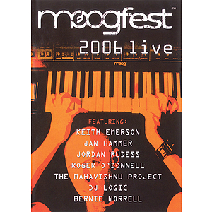 Moogfest 2006 Live (DVD)
