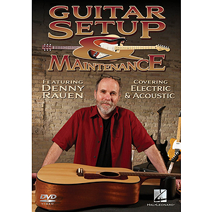Guitar Setup & Maintenance (DVD)