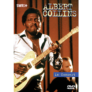 Albert Collins - In Concert (DVD)
