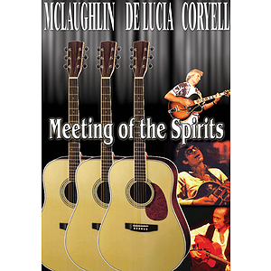 McLaughlin, Delucia, Coryell - Meeting of the Spirits (DVD)