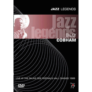 Billy Cobham -Live at the Palais Des Festivals Hall Cannes 1989 (DVD)