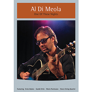 Al Di Meola - One of These Nights (DVD)
