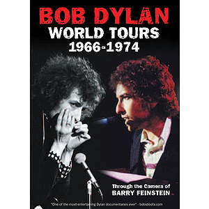 Bob Dylan - World Tours 1966-1974 (DVD)