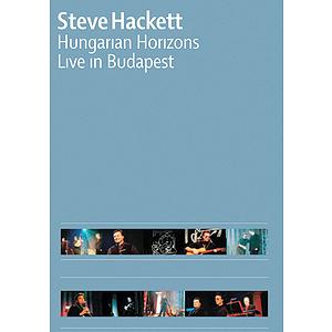Steve Hackett - Hungarian Horizons: Live in Budapest (DVD)
