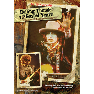 Bob Dylan - 1975-1981: Rolling Thunder and The Gospel Years (DVD)