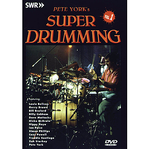 Pete York's Super Drumming (DVD)
