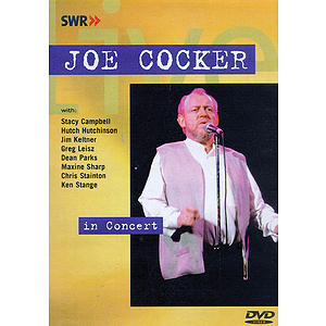 Joe Cocker - In Concert (DVD)