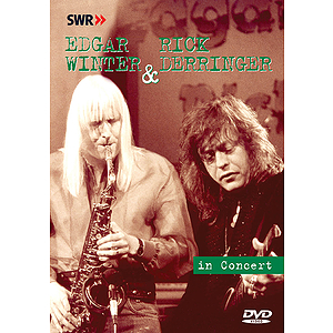Edgar Winter & Rick Derringer - In Concert (DVD)