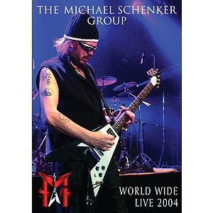 Michael Schenker Group - World Wide Live 2004 (DVD)