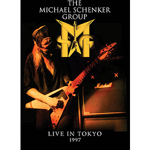 The Michael Schenker Group - Live in Tokyo 1997 (DVD)