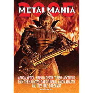 Metalmania 2005 (DVD)