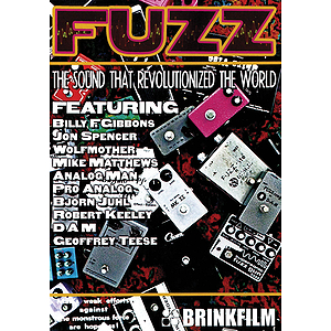 Fuzz - The Sound That Changed the World (DVD)