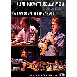 Allan Holdsworth & Alan Pasqua - Live at Yoshi's (DVD)