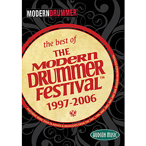The Best of the Modern Drummer Festival(TM) - 1997-2006 (DVD)