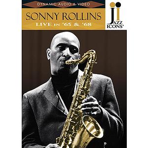 Sonny Rollins - Live in '65 & '68 (DVD)