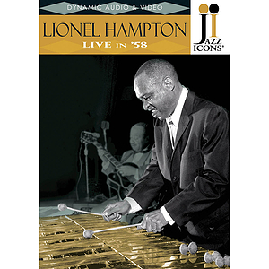 Lionel Hampton - Live in '58 (DVD)