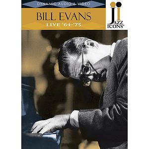 Bill Evans - Live '64-'75 (DVD)