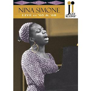 Nina Simone - Live in '65 & '68 (DVD)