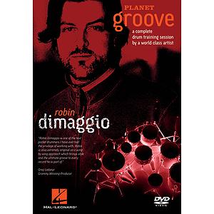 Robin Dimaggio - Planet Groove (DVD)