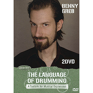 Benny Greb - The Language of Drumming (DVD)