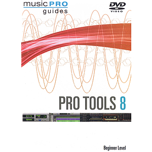 Pro Tools 8 - Beginner Level (DVD)