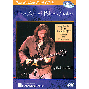 Robben Ford - The Art of Blues Solos (DVD)
