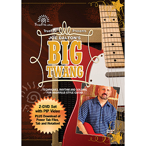 Joe Dalton's Big Twang (DVD)