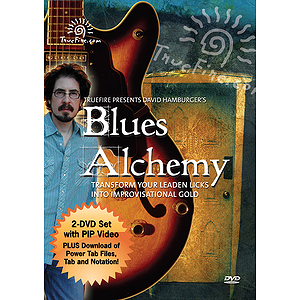 Blues Alchemy (DVD)