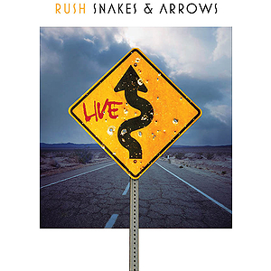 Rush - Snakes and Arrows Live DVD