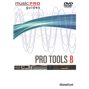 Pro Tools 8 - Advanced Level (DVD)