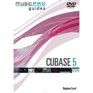 Cubase 5 - Beginner Level (DVD)