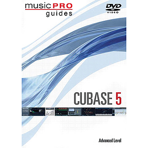 Cubase 5 - Advanced Level (DVD)