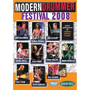 Modern Drummer Festival 2008 (DVD)