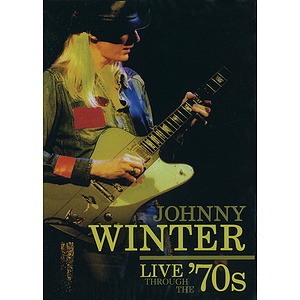 Johnny Winter - Live Through the '70s (DVD)