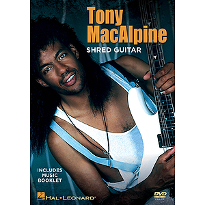 Tony MacAlpine - Shred Guitar (DVD)