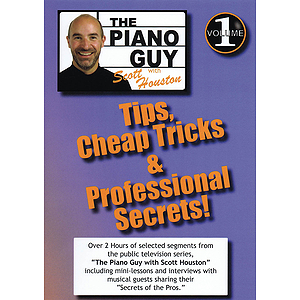 Tips, Cheap Tricks & Professional Secrets, Vol.1 (DVD)
