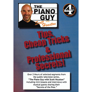 Tips, Cheap Tricks & Professional Secrets, Vol. 4 (DVD)