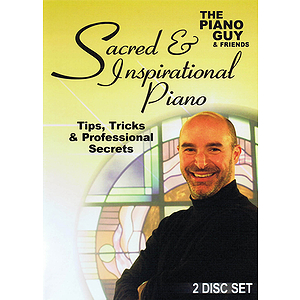 Tips, Cheap Tricks & Professional Secrets - Sacred & Inspirational Piano (DVD)
