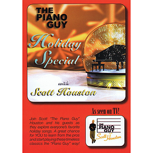 The Piano Guy - Holiday Special (DVD)