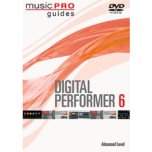 Digital Performer 6 (DVD)