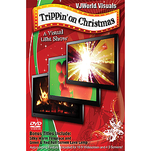 VJWorld Visuals - Trippin' on Christmas (DVD)