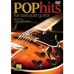 Pop Hits for Solo Jazz Guitar (DVD)