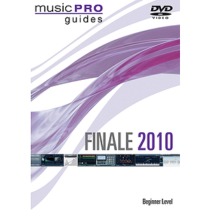 Finale 2010 Beginner Level (DVD)